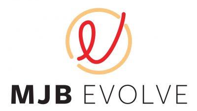 MJB Evolve logo