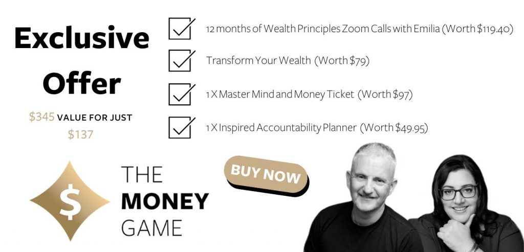 Exclusive Offer - The Money Game
